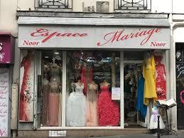 magasin mariage barbes noor mariage robes de mariées 191 rue faubourg poissonnière