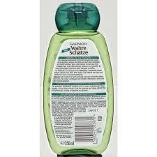 K He Neu Kaufen Garnier Wahre Schätze Vitalisierendes Shampoo Grüner Tee U0026 5
