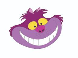 cheshire cat grin clipart 50