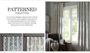 Pattern Drapes Curtains Pottery Barn Curtains 100 Images Pottery Barn Velvet Drapes