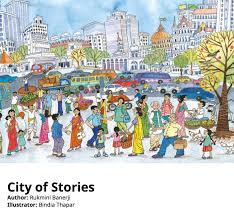 city of stories fun fiction free kids books