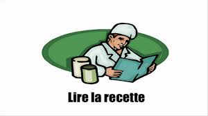 vocabulaire recette de cuisine vocabulaire illustré la cuisine les verbes 1