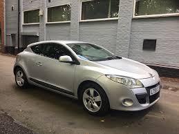 used renault megane dynamique coupe cars for sale motors co uk