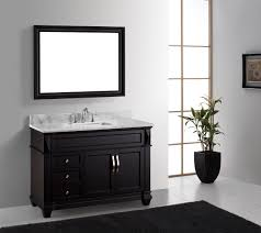 Modern Bathroom Vanity Sets by Virtu Usa Victoria 48 Single Bathroom Vanity Set In Espresso
