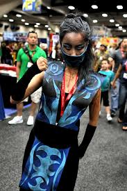 Halloween Costumes Mortal Kombat Cosplay Mortal Kombat Rule63 Frost Frost Cosplay