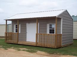 modern garden home design with best portable storage sheds and