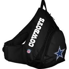 sling bag backpack nfl dallas cowboys