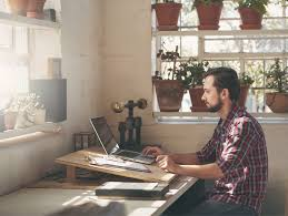 can a home based business be run from a rental property
