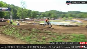 ama live timing motocross loretta lynn amateur motocross championship day 5 racertv