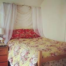 Faux Canopy Bed Drape 32 Best Rent Friendly Diy Ideas Images On Pinterest Home