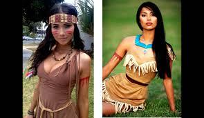 halloween costume native american pocahontas costume ideas halloween costumes youtube