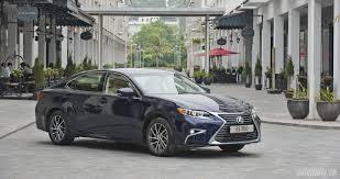 lexus xe hoi đánh giá lexus es 350 2016 u0026quot chất u0026quot tinh tế của xe hạng sang