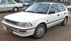 toyota corolla hatchback 1991 1992 toyota corolla strongauto