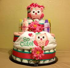 owl themed baby items an owl themed cake i made for my friends baby shower