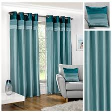 Teal Curtain Teal Curtains Co Uk