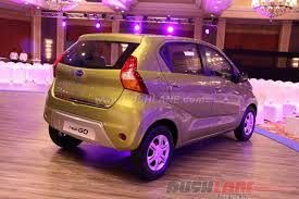 renault datsun redi go shorter lighter than renault kwid