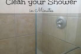 How Do I Clean Glass Shower Doors How To Clean Glass Shower Doors Effectively Diy Cleaner