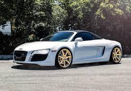 Audi R8 Matte Black - audi r8 scuderia 7 gallery mht wheels inc