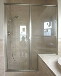 Bathroom Shower Door Ideas Bathroom Nice Unidoorlux Frameless Shower Door By Dreamline