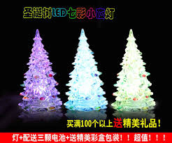 green ceramic christmas tree christmas lights decoration