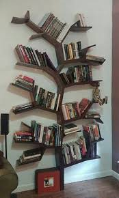 30 Gorgeous And Innovative Bookshelves Tree Bookcase Books And