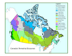 regions of canada map the regions definding canada eh