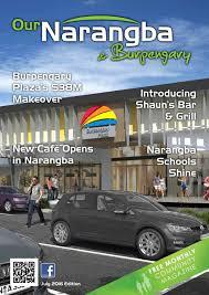 ournarangba u0026 burpengary magazine july 2016 by more publishing
