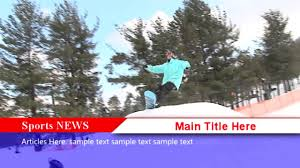 Articles Main Title Vegas Free Template News Article Youtube