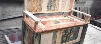 canapé en bois de palette canapé en palette de bois impressionnant canapa bois nieuw 1001 id