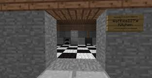 Kitchen Ideas For Minecraft Building Tutorial How To Make A Nice Kitchen Minecraft Project