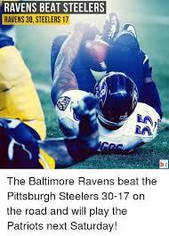 Ravens Steelers Memes - 25 best memes about steelers ravens steelers ravens memes