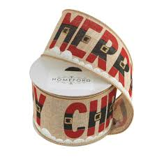 santa belt ribbon merry christmas santa belt ribbon 2 1 2 inch 10 yards