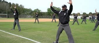 Milb Map Minor League Baseball Umpire Training Academy Professional