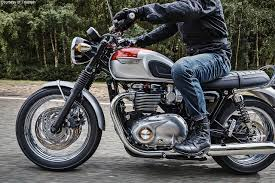 2016 triumph bonneville line revealed photos motorcycle usa