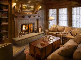rustic design ideas for living rooms traditional living room