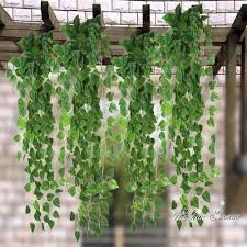 real look wholesale cheap price artificial wall hanging vines