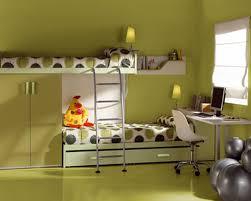 Childrens Bedroom Furniture With Desk Kids Room Wonderful Green Blue Wood Creative Design Cool Boys
