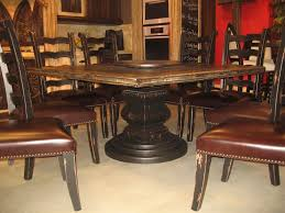 Dining Room Table With Lazy Susan by Scriptures Table With Lazy Susan Custom Made