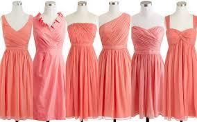 light coral bridesmaid dresses coral bridesmaid dresses ideas