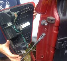 trailer hitch wiring repair for lights