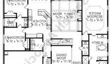 House Plans With Attached Guest House Home Plans With Guest House Modern Floor Design Custom Soiaya