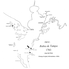 Tampa Bay Florida Map by What U0027s In A Name