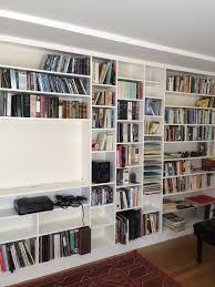full wall bookcase u2014 perspective design build