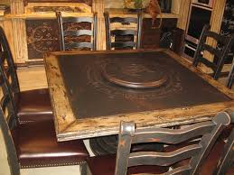 dining room table with lazy susan scriptures table with lazy susan custom made