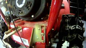installing heated hand grips on a troy bilt mtd snowblower youtube