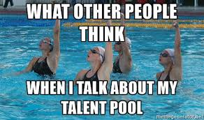 Synchronized Swimming Meme - socialtalent on twitter don t you just love a good recruitment