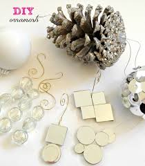 ornaments with tissue paper mess for less these