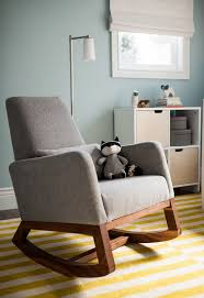 Modern Nursery Rocking Chair by Modern Nursery Ideas To Create A Stylish Retreat