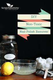 diy non toxic nail polish remover vodka diy nails and polish