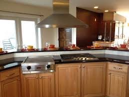 grill kitchen kitchen grill area with wood fire flaming picture of